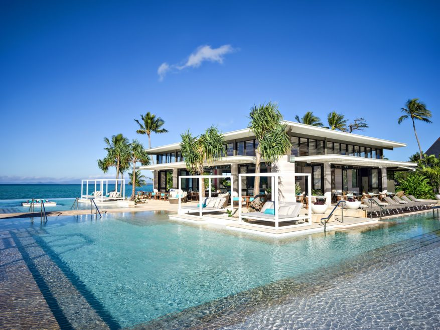 InterContinental Hayman Island Resort - Whitsunday Islands, Australia - Bam Bam Restaurant Exterior