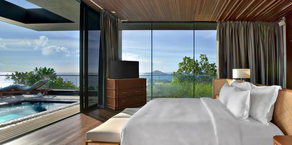 Six Senses Zil Pasyon Luxury Resort - Felicite Island, Seychelles - Three Bedroom Residence Bedroom