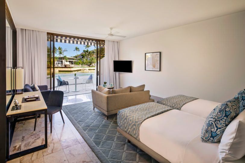 InterContinental Hayman Island Resort - Whitsunday Islands, Australia - Family Lagoon Suite Bedroom Twin