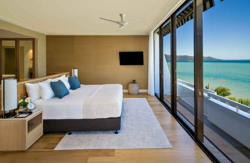 InterContinental Hayman Island Resort - Whitsunday Islands, Australia - Three Bedroom Hayman Suite Master Bedroom