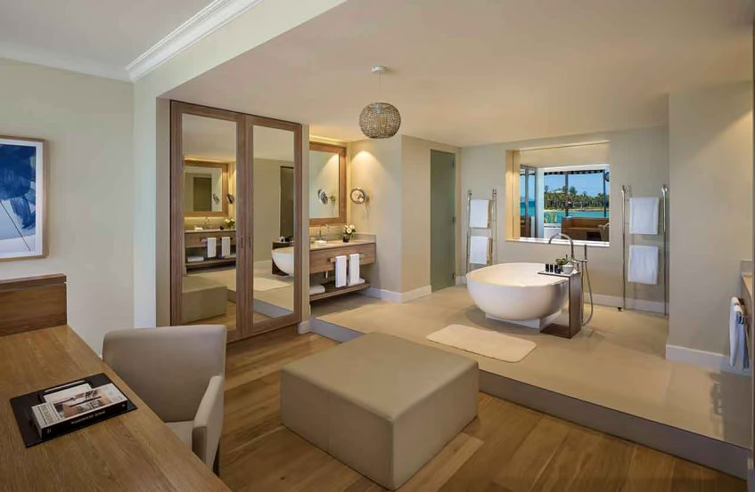 InterContinental Hayman Island Resort - Whitsunday Islands, Australia - Three Bedroom Hayman Suite Master Bedroom Ensuite