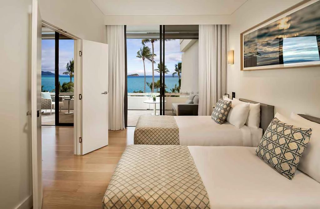 InterContinental Hayman Island Resort - Whitsunday Islands, Australia - Two Bedroom Hayman Suite Twin Room
