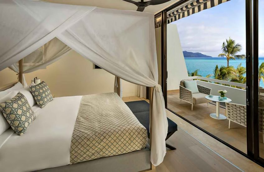 InterContinental Hayman Island Resort - Whitsunday Islands, Australia - One Bedroom Hayman Suite Bedroom