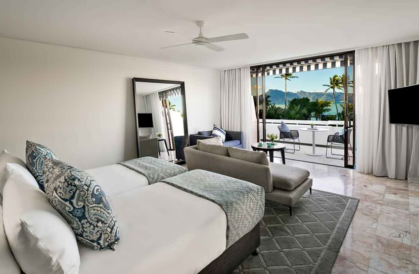 InterContinental Hayman Island Resort - Whitsunday Islands, Australia - Lagoon Ocean View Twin Bedroom