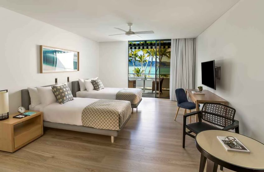 InterContinental Hayman Island Resort - Whitsunday Islands, Australia - Two Bedroom Pool Ocean View Suite Twin