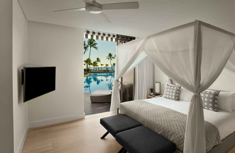 InterContinental Hayman Island Resort - Whitsunday Islands, Australia - One Bedroom Pool Access Suite Master