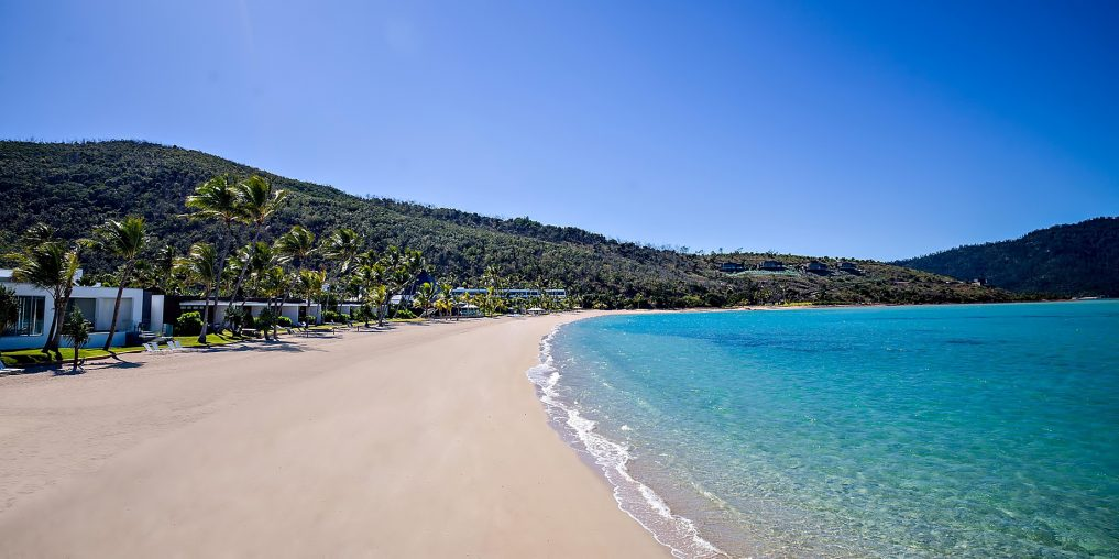 InterContinental Hayman Island Resort - Whitsunday Islands, Australia - Hayman Beach