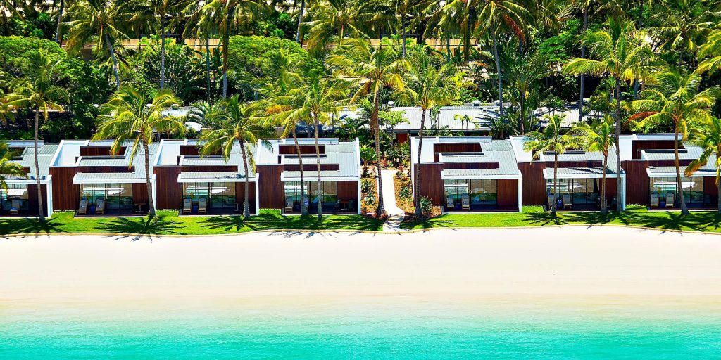 InterContinental Hayman Island Resort - Whitsunday Islands, Australia - Beachfront Pool Villas