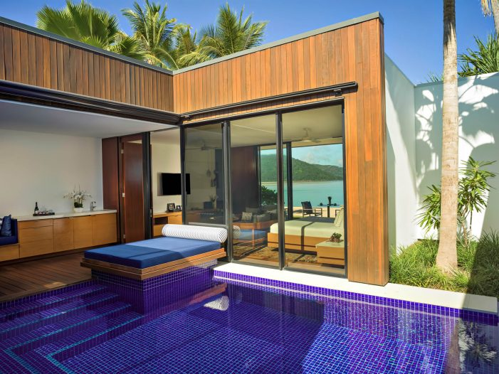 InterContinental Hayman Island Resort - Whitsunday Islands, Australia - Beachfront Villa Pool