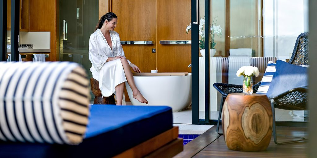 InterContinental Hayman Island Resort - Whitsunday Islands, Australia - Beachfront Pool Villa Interior