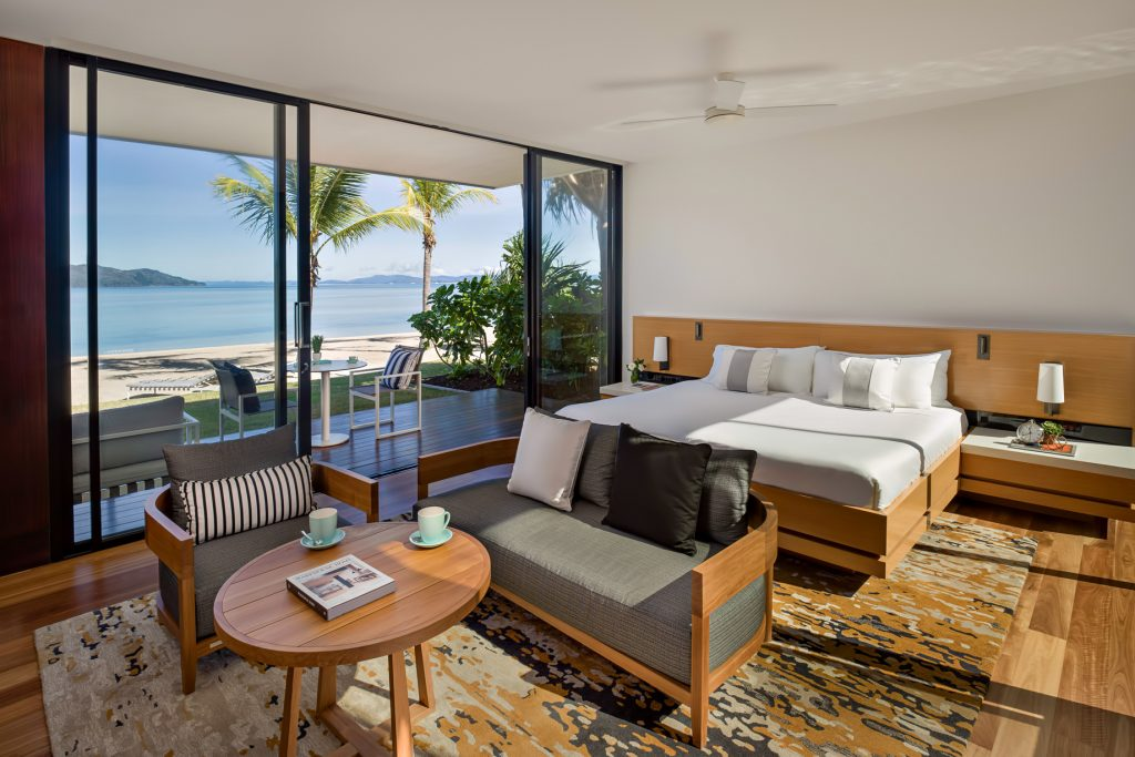 InterContinental Hayman Island Resort - Whitsunday Islands, Australia - Beachfront Pool Villa Bedroom