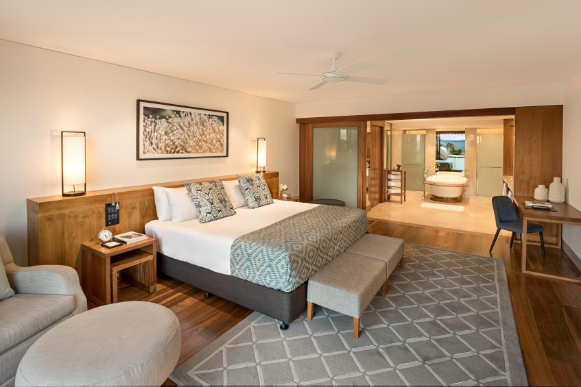 InterContinental Hayman Island Resort - Whitsunday Islands, Australia - Lagoon Suite Bedroom