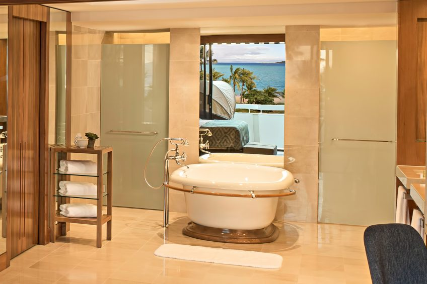 InterContinental Hayman Island Resort - Whitsunday Islands, Australia - Lagoon Suite Bathroom