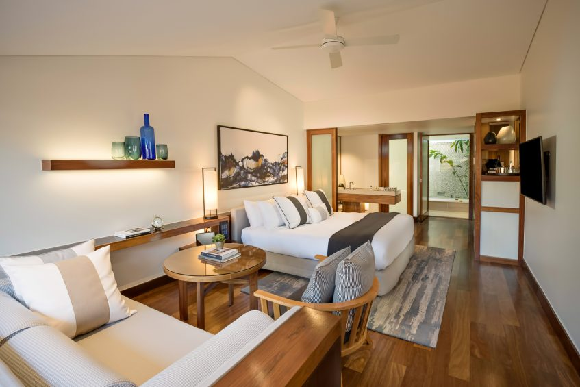 InterContinental Hayman Island Resort - Whitsunday Islands, Australia - Retreat Room Bedroom