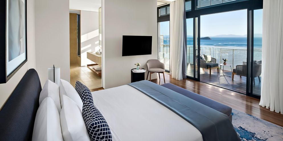 InterContinental Hayman Island Resort - Whitsunday Islands, Australia - Resort Oceanview Bedroom