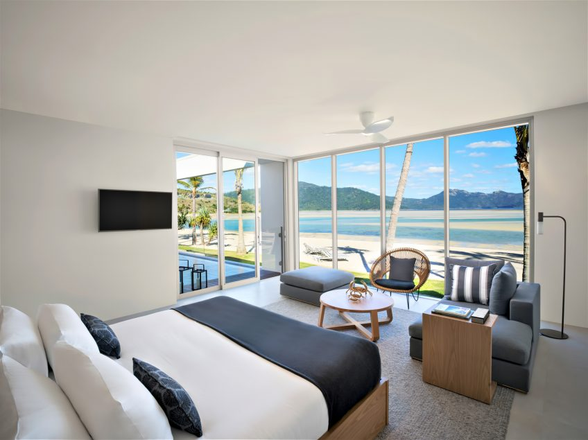 InterContinental Hayman Island Resort - Whitsunday Islands, Australia - Beachfront Oceanview Bedroom