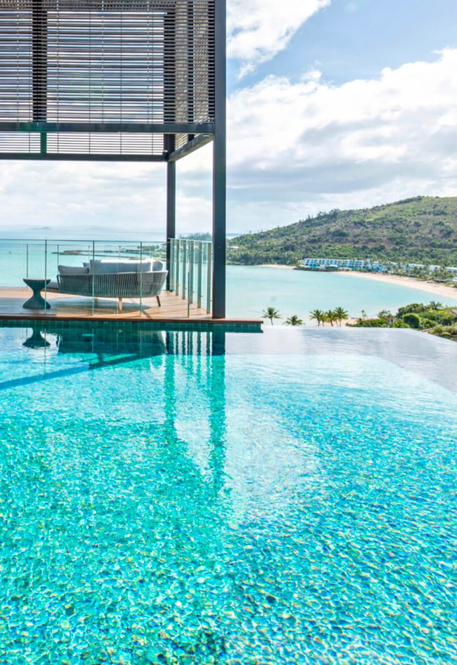 InterContinental Hayman Island Resort - Whitsunday Islands, Australia - Hayman Estate Residence Infinity Pool