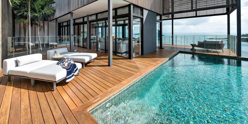 InterContinental Hayman Island Resort - Whitsunday Islands, Australia - Hayman Estate Residence Infinity Pool Deck