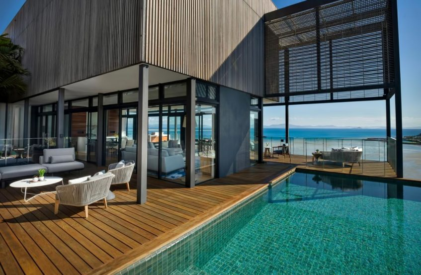 InterContinental Hayman Island Resort - Whitsunday Islands, Australia - Hayman Estate Residence Outdoor Terrace