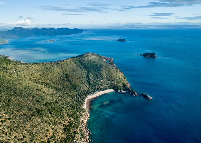 InterContinental Hayman Island Resort - Whitsunday Islands, Australia - Hayman Island Aerial Tours