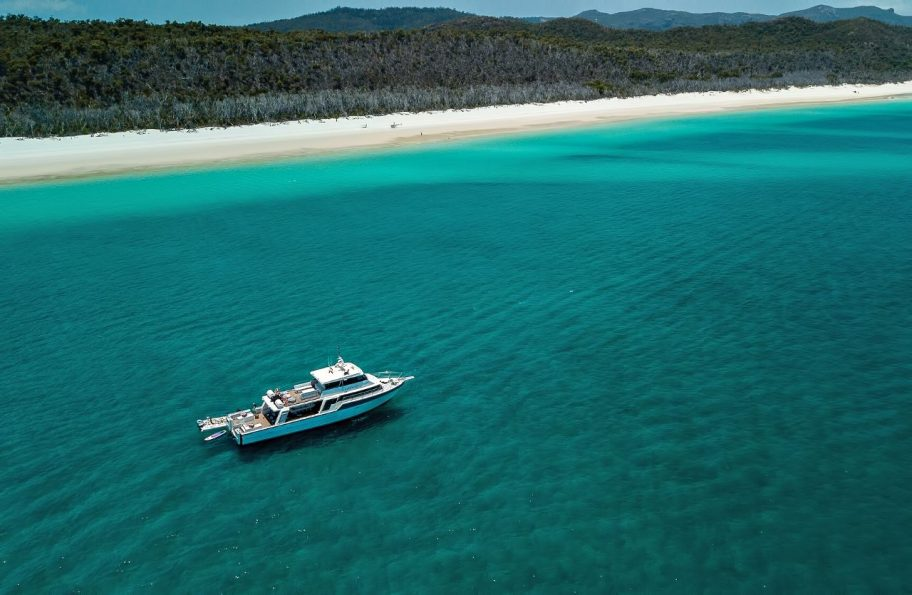 InterContinental Hayman Island Resort - Whitsunday Islands, Australia - Private Boat Charters to Whitehaven Beach