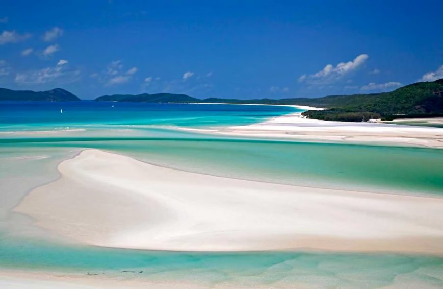 InterContinental Hayman Island Resort - Whitsunday Islands, Australia - Whitehaven Beach
