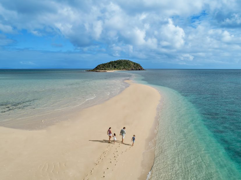 InterContinental Hayman Island Resort - Whitsunday Islands, Australia - Langford Island Beach Escape