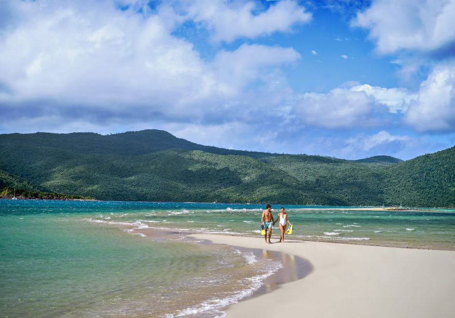 InterContinental Hayman Island Resort - Whitsunday Islands, Australia - Langford Island Swimming Escape