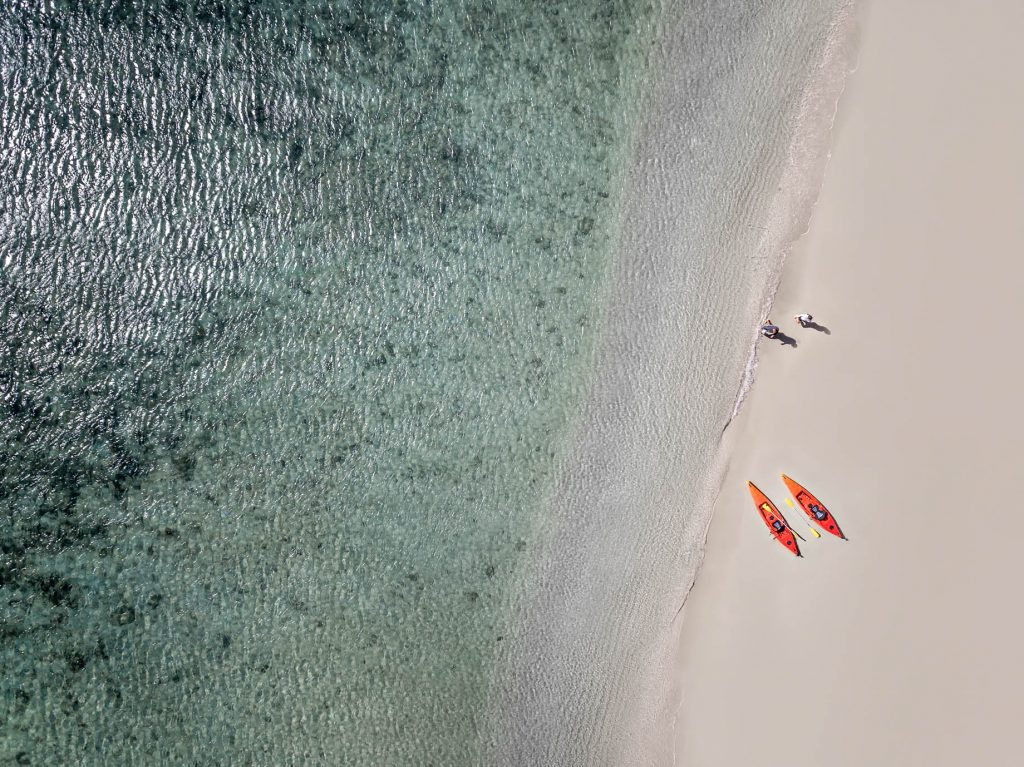 InterContinental Hayman Island Resort - Whitsunday Islands, Australia - Kayaking