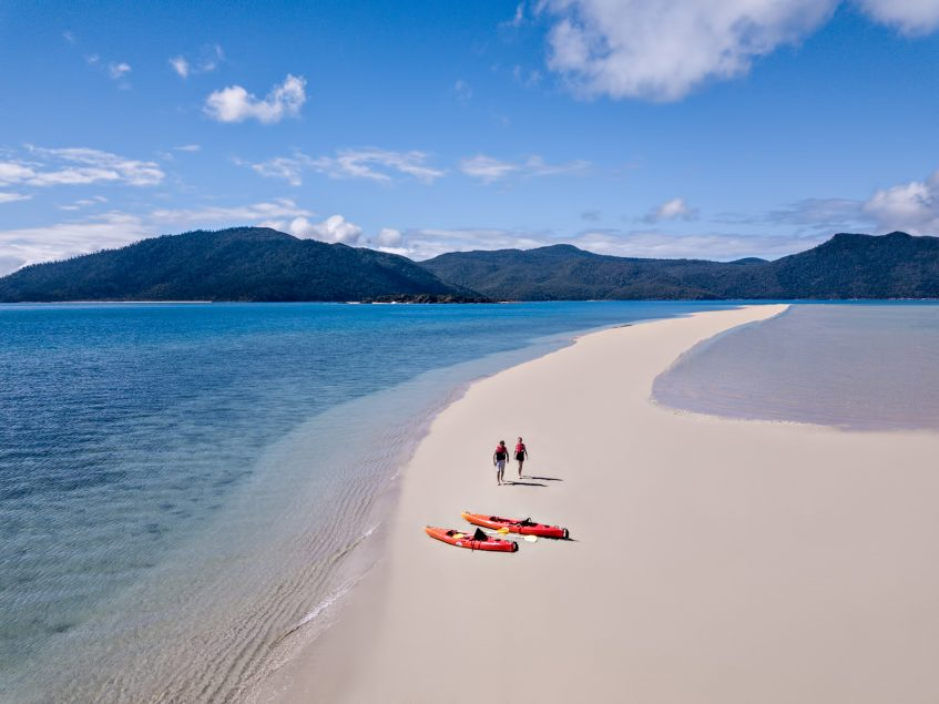 InterContinental Hayman Island Resort - Whitsunday Islands, Australia - Kayaking Adventure