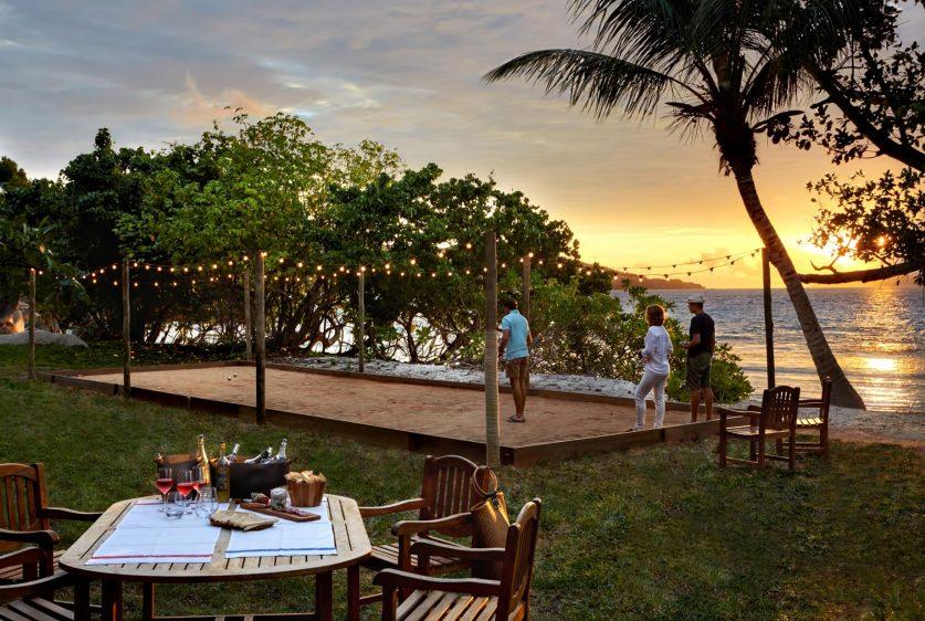 Six Senses Zil Pasyon Luxury Resort - Felicite Island, Seychelles - Outdoor Activities