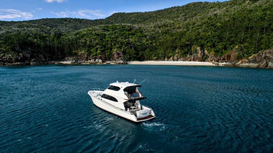 InterContinental Hayman Island Resort - Whitsunday Islands, Australia - Private Boat Charter