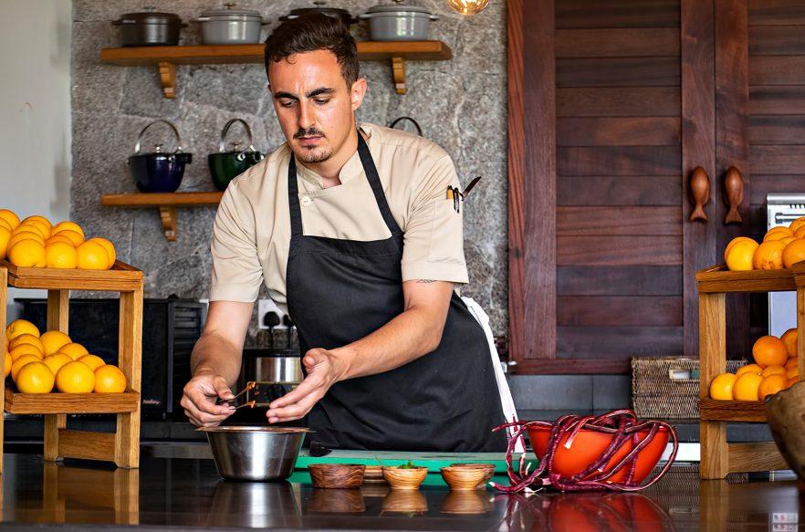 Six Senses Zil Pasyon Luxury Resort - Felicite Island, Seychelles - Gourmet Chef