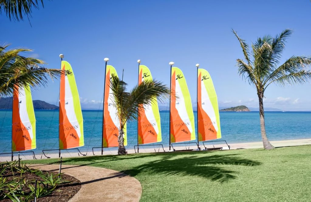 InterContinental Hayman Island Resort - Whitsunday Islands, Australia - Beachfront Watersports