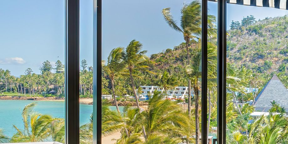 InterContinental Hayman Island Resort - Whitsunday Islands, Australia - Hayman Resort View