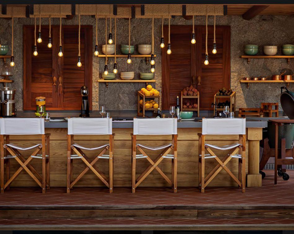 Six Senses Zil Pasyon Luxury Resort - Felicite Island, Seychelles - Exterior Bar