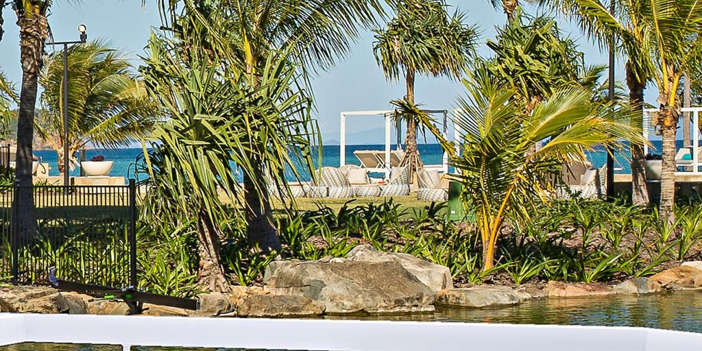 InterContinental Hayman Island Resort - Whitsunday Islands, Australia - Hayman Resort Lagoon View