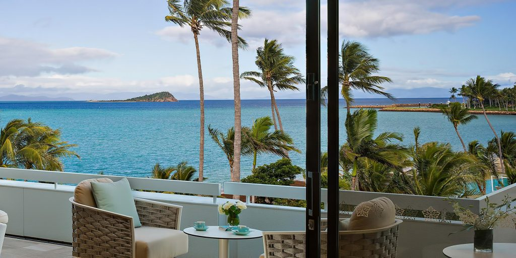 InterContinental Hayman Island Resort - Whitsunday Islands, Australia - Hayman Resort Balcony View