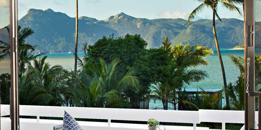 InterContinental Hayman Island Resort - Whitsunday Islands, Australia - Hayman Resort Balcony Mountain View