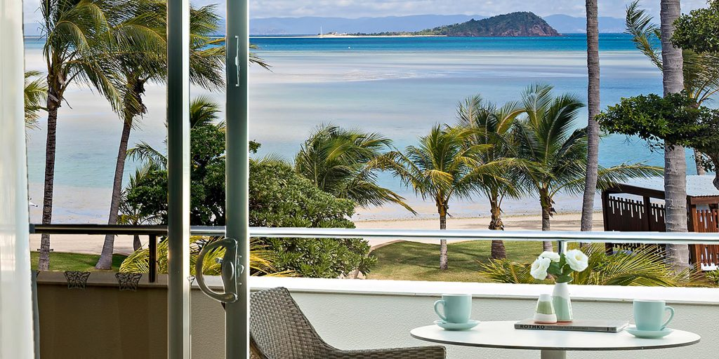 InterContinental Hayman Island Resort - Whitsunday Islands, Australia - Hayman Resort Balcony Island View