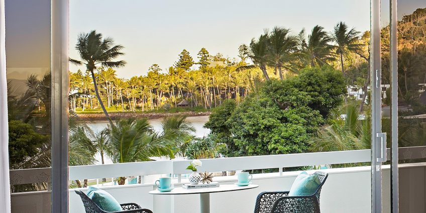 InterContinental Hayman Island Resort - Whitsunday Islands, Australia - Hayman Resort Balcony Nature View