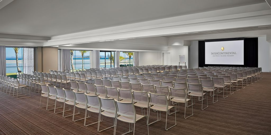 InterContinental Hayman Island Resort - Whitsunday Islands, Australia - Hayman Resort Meeting Room