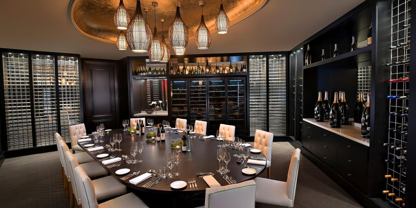 InterContinental Hayman Island Resort - Whitsunday Islands, Australia - Hayman Resort Private Dining Room
