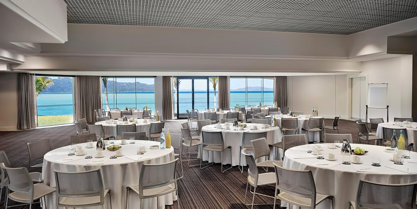 InterContinental Hayman Island Resort - Whitsunday Islands, Australia - Hayman Resort Banquet Room