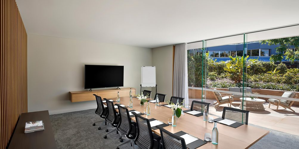 InterContinental Hayman Island Resort - Whitsunday Islands, Australia - Hayman Resort Boardroom