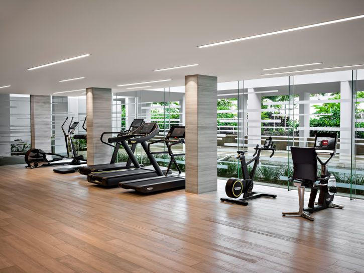 InterContinental Hayman Island Resort - Whitsunday Islands, Australia - Gym