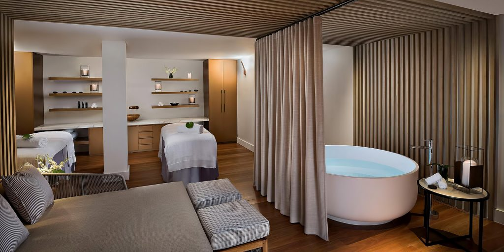 InterContinental Hayman Island Resort - Whitsunday Islands, Australia - Hayman Spa