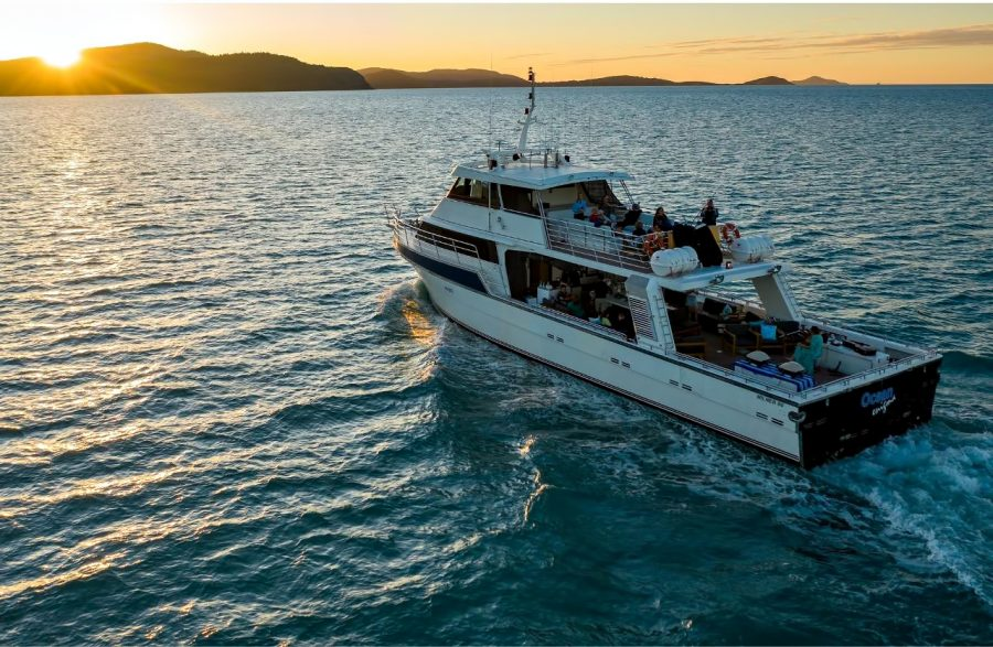 InterContinental Hayman Island Resort - Whitsunday Islands, Australia - Sunset Cruises