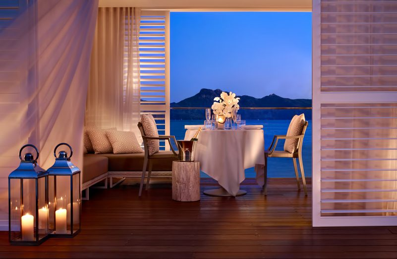 InterContinental Hayman Island Resort - Whitsunday Islands, Australia - Evening Cabana Private Dining