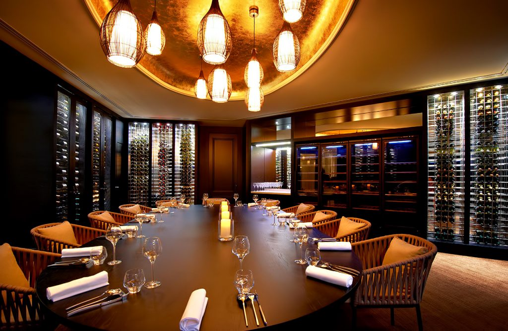 InterContinental Hayman Island Resort - Whitsunday Islands, Australia - Private Dining Room